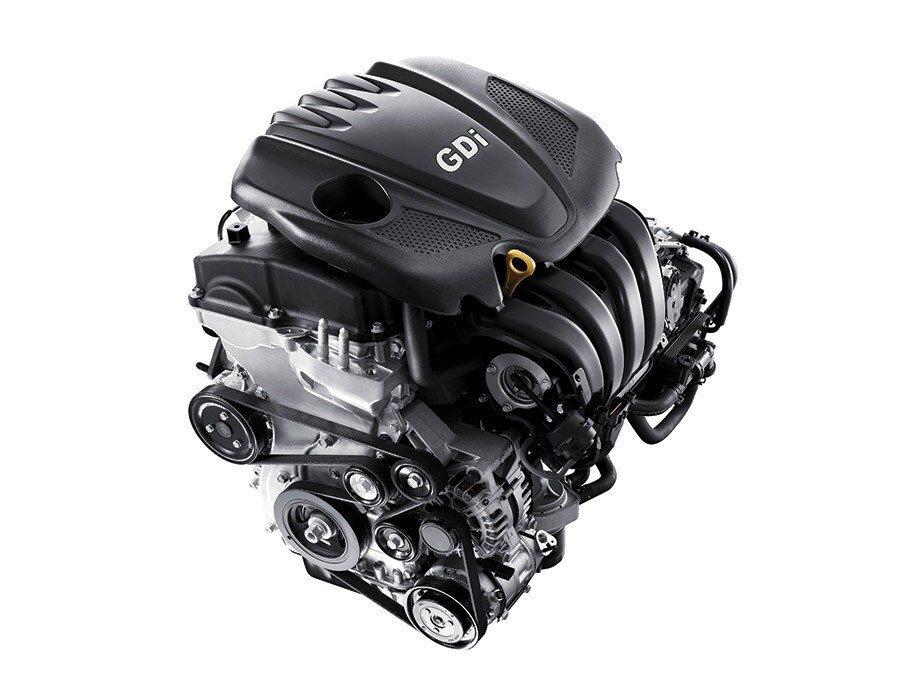2.4L GDI engine